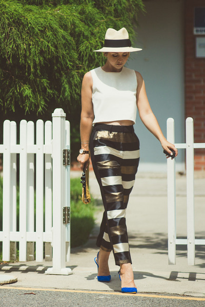 Black-front-row-shop-pants
