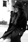 Black-hallhuber-hat-black-hallhuber-jacket