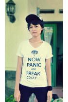 Shark top - poshboy t-shirt