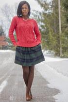 plaid skirt Joe Fresh Tartan Skirt skirt
