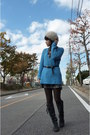Sky-blue-gap-sweater-beige-laura-ashley-london-hat-gray-jillstuart-boots-d