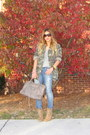 Camel-zara-boots-blue-american-eagle-jeans