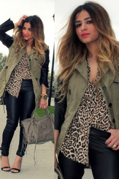 Leopard and Leather. Updated on Apr 26 e1357f760