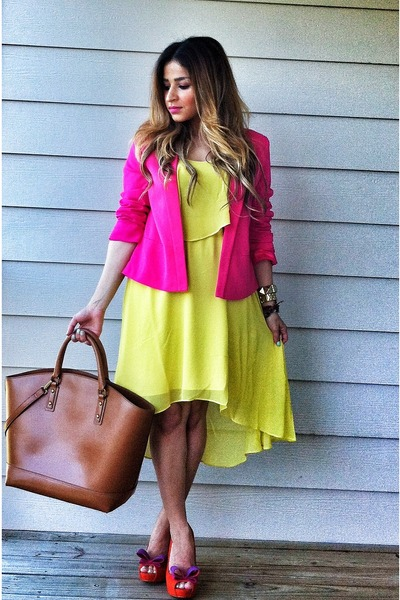 Amazing Fashion By Clm April With What Color Goes Pink