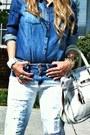 Blue-denim-shirt-h-m-shirt-blue-boyfriend-jeans-zara-jeans