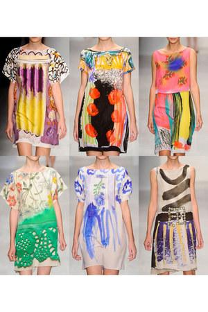 next nature WGSN dress