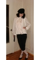 blouse - vest - accessories - Vicini shoes