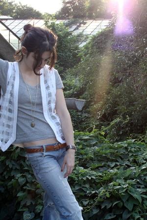 My DIY jeans.