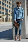 Blue-denim-boyfriend-current-elliott-jeans-sky-blue-denim-zara-jacket