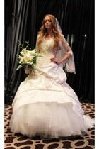 ivory Amandalina dress