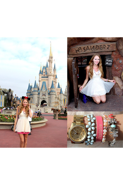 bow Disney hat - chiffon nowIStyle dress