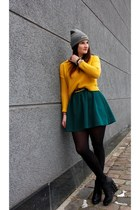 H&M skirt - H&M sweater