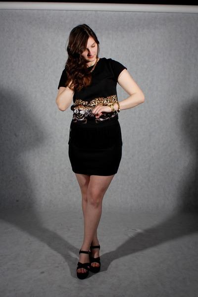 Gortz17 shoes - Mango blouse