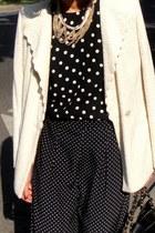 Chloe blazer - Zara pants
