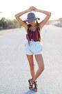 Fringe-colorful-nectar-clothing-shirt-nectar-clothing-shorts