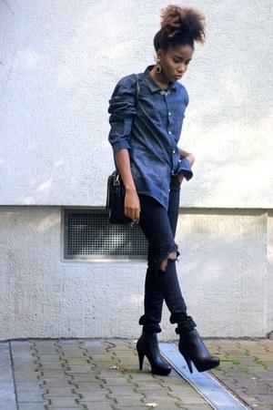 asos jeans - asos jacket