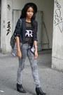 Asos-jeans-goldie-london-blazer