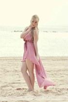 inlovewithfashion dress - YSL ring
