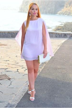 bubble gum YRB Fashion dress - bubble gum carolee earrings