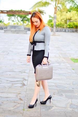 Fashionmia dress - Bombatabags bag
