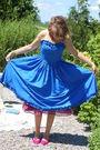 Blue-vintage-nbr-dress-pink-vintage-nbr-shoes-pink-vintage-nbr-intimate-