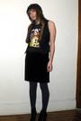 Black-aryn-k-vest-black-vintage-t-shirt-black-behnaz-sarafpour-for-target-sk