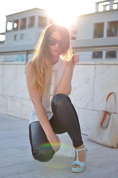 black Calzedonia leggings