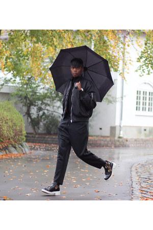 black popboutique jacket