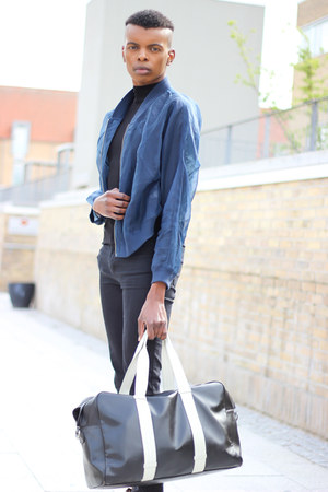 blue Monki jacket