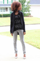 Urban Outfitters jeans - dolman sleeve Urban Outfitters cardigan - TJ Maxx top