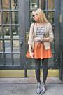 Beige-joie-blazer-eggshell-zara-shirt-mulberry-bag-black-tibi-heels