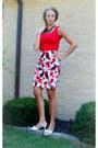 New-york-company-skirt-express-top