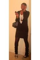 Mossimo shirt - rue21 leggings - dont recall haha skirt - rue21 - Target - Conve