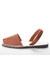brown Avarcas USA sandals