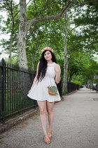 white Ever Pretty dress
