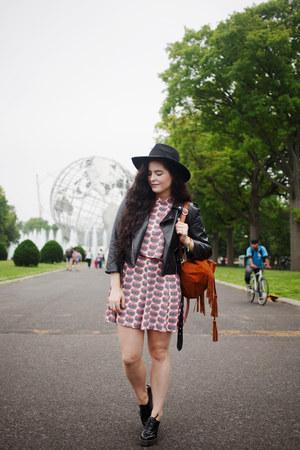 tawny suede asos bag - bubble gum matching set asos skirt