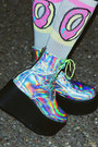 Silver-gammaray-unif-boots-violet-cat-breaking-rocks-clothing-sweater