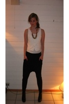 Bik Bok top - GINA TRICOT top - GINA TRICOT pants - Din Sko shoes