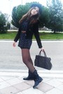 Black-fridays-project-boots-brown-blanco-tights