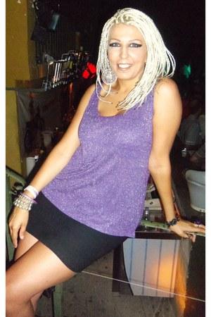 nylon Shana vest