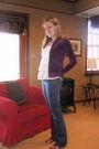 Purple-juicy-couture-jacket-white-target-top-blue-seven-jeans-purple-shop-