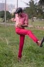 Red-riachuelo-pants