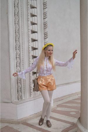 white white   blouse Body flirt blouse - tan leather boots wwwasoscom boots