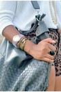 Brown-leopard-goodwill-shorts-black-oasap-ring-white-tj-maxx-top