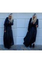 balenciaga jacket - Mango skirt - Zara heels