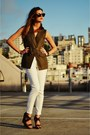 Brown-wedges-elie-tahari-shoes-white-cropped-banana-republic-jeans-blue-cham