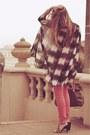 Light-brown-alexander-wang-shoes-dark-gray-cape-lf-shirt-dark-brown-karen-wa