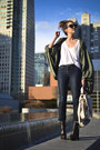 Dark-brown-steve-madden-boots-navy-imitation-jeans-white-tee-james-perse-shi