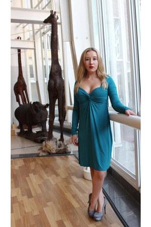 Label Collections dress - Errol Arendz heels