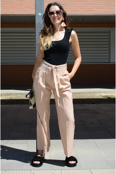 peach Rosegal pants